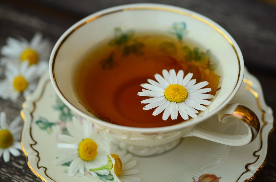 Chamomile tea-benefits