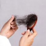 Hair loss diffuse hair loss