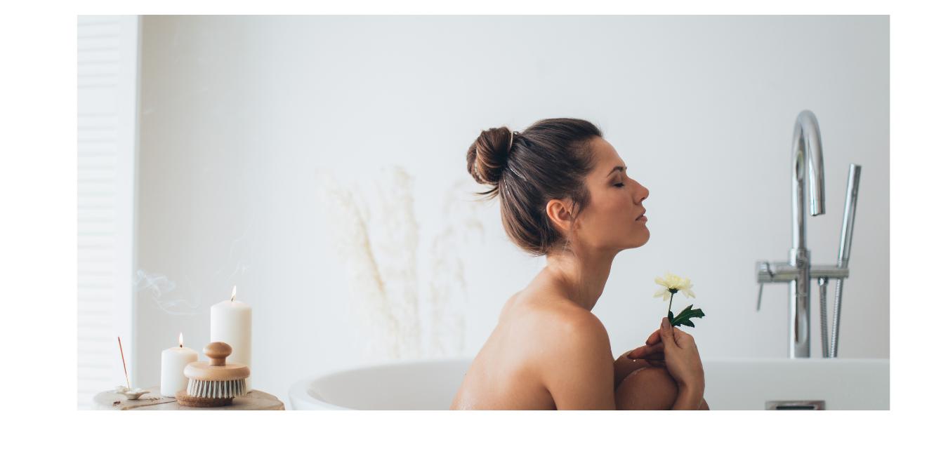 Selfcare - bath