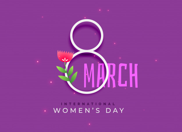8 March International Womens' Day